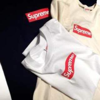 Supreme - シュプリームTシャツ  ホワイトのみ!! ユニセックスM L
