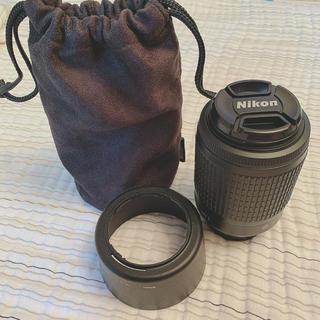 Nikon - ニコン レンズ af-s dx vr 55-200/4-5.6G IF-ED新品