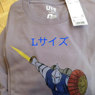 UNIQLO - 未使用新品未着用 ユニクロ ガンダム40周年グラフィックTシャツ