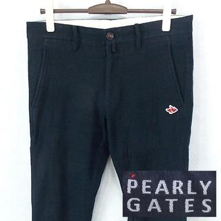 PEARLY GATES - 【PEARLY GATES】 美品 パーリーゲイツ 麻混ボトムス パンツ 5
