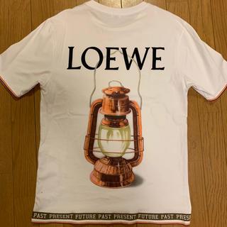 LOEWE - LOEWE Tシャツ 18aw ランプTシャツ