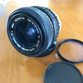 オリンパス(OLYMPUS)のS ZUIKO AUTO-ZOOM 28-48mm 1:4 ズイコーレンズ(レンズ(単焦点))