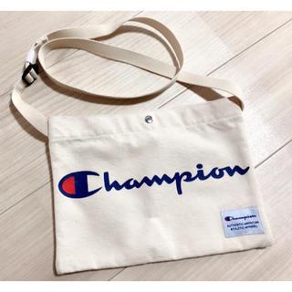 Champion - champion ショルダーバッグ