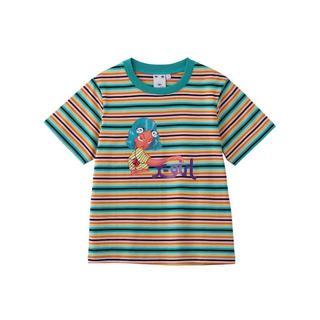 エックスガール(X-girl)の値下げ! 完売 X-GIRL X FAFI S/S BABY TEE コラボ(Tシャツ(半袖/袖なし))