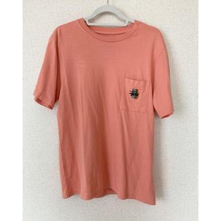 ステューシー(STUSSY)のSTUSSY トップス(Tシャツ/カットソー(七分/長袖))