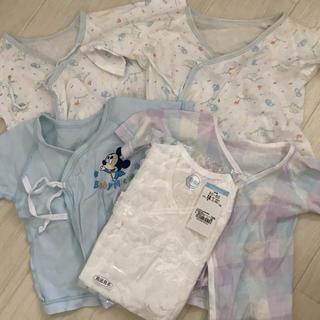 Combi mini - 新品含む 新生児肌着5枚