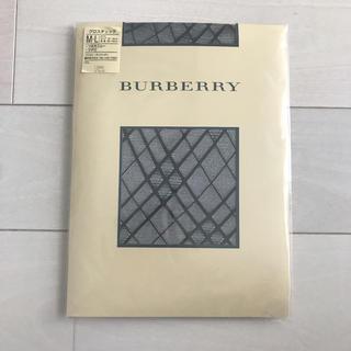 バーバリー(BURBERRY)のバーバリー ストッキング タイツ(タイツ/ストッキング)