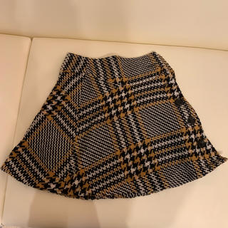 snidel - snidel チェックフレアスカート