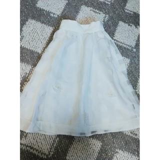 リズリサ♡シフォンスカート