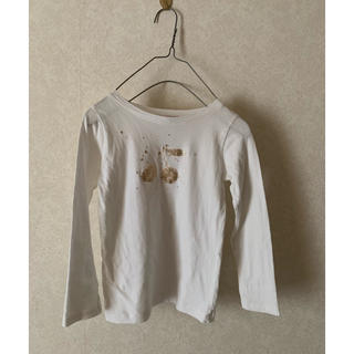 Bonpoint - ボンポワン 梅田阪急購入  長袖Tシャツ 6アンス