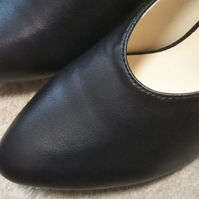 AU BANNISTER(オゥバニスター)のAu BANNISTER ヒールパンプス レディースの靴/シューズ(ハイヒール/パンプス)の商品写真