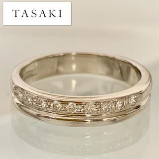 TASAKI - TASAKI ✨ pt1000 ダイヤリング