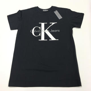 Calvin Klein - 【SALE】[M]Calvin Klein〈カルバンクライン〉【ロゴTシャツ】
