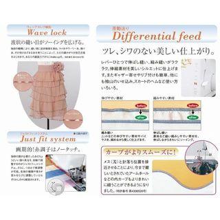 最新型☆正規品☆送料無料 ベビーロック糸取物語 BL69WJ型