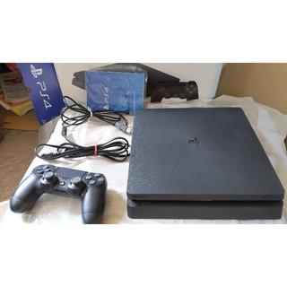 SONY - PS4 CUH-2100 本体セット 500GB プレイステーション4