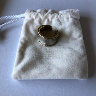 soierie ソワリー bronze ring リング