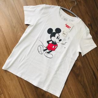 UNIQLO - UNIQLO / ミッキー Tシャツ