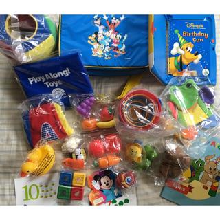 Disney - dweプレイアロング おもちゃセット