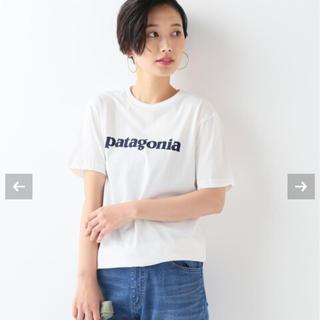 patagonia - patagonia パタゴニア ロゴTシャツ 美品 FRAMeWORK