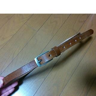 ムジルシリョウヒン(MUJI (無印良品))の無印良品 ベルト(ベルト)
