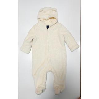 babyGAP - babyGap クマさん つなぎ 6-9ヶ月