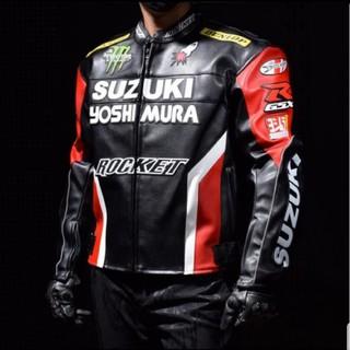 スズキ - SUZUKIライダースジャケット バイクウェア
