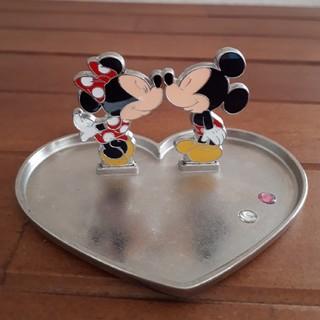 Disney - ミッキー&ミニー 小物いれ