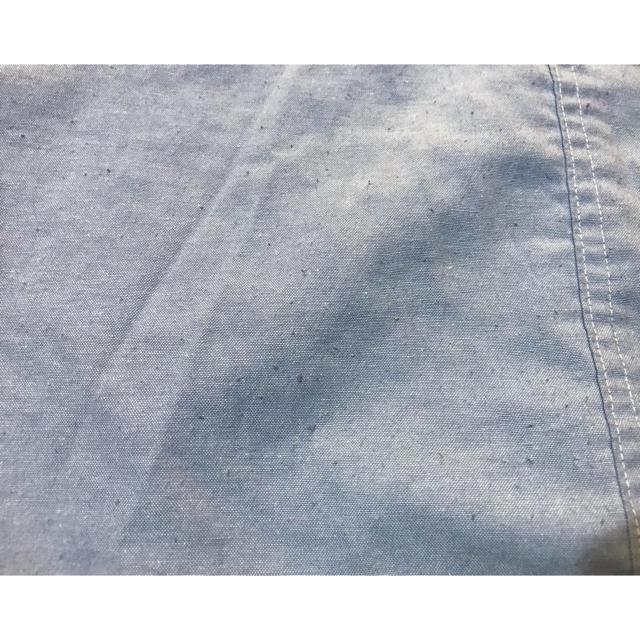 BOBSON(ボブソン)の最終値下げ!ボブソン デニムワンピース 95㎝ 女の子 キッズ 送料込 キッズ/ベビー/マタニティのキッズ服 女の子用(90cm~)(ワンピース)の商品写真