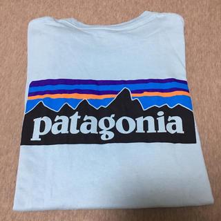 patagonia - パタゴニア PATAGONIA P-6ロゴ・レスポンシビリティー Tシャツ S