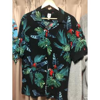 H&M - h&mアロハシャツ
