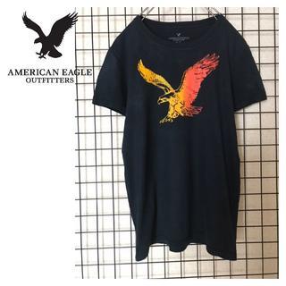 American Eagle - アメリカン・イーグル・アウトフィッターズ デカロゴ Tシャツ