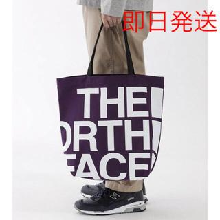 THE NORTH FACE - 即日発送!ノースフェイス パープルレーベル ロゴ トートバック
