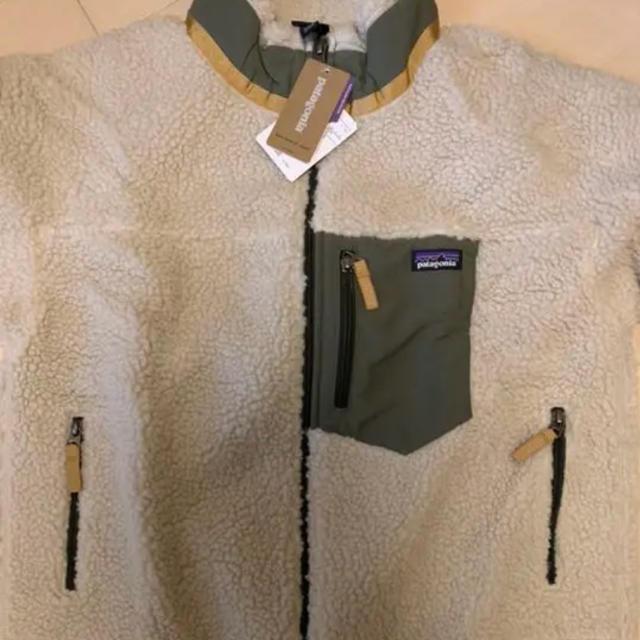 patagonia(パタゴニア)のパタゴニア patagonia レトロX  XL フリース キッズ/ベビー/マタニティのキッズ服 女の子用(90cm~)(ジャケット/上着)の商品写真