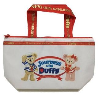Disney - ダッフィスーベニアランチバッグ