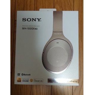 SONY - Sony WH-1000XM2 ノイズキャンセリングヘッドフォン