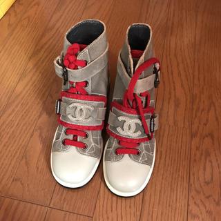 シャネル(CHANEL)のシャネル新品、未使用ショートブーツ(ブーツ)
