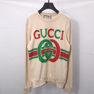 グッチ(Gucci)のGUCCI トレーナー xs(トレーナー/スウェット)