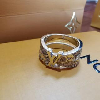 LOUIS VUITTON - 早い者勝ち LV 超美品 人気の高い 指輪 サイズ 14