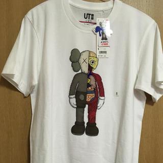 UNIQLO - カウズ ユニクロ Tシャツ