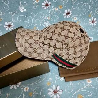 Gucci - 送料込みgucci グッチ キャップ    新品