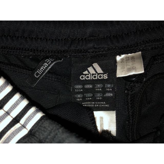 adidas(アディダス)のハーフパンツ アディダス キッズ/ベビー/マタニティのキッズ服 男の子用(90cm~)(パンツ/スパッツ)の商品写真