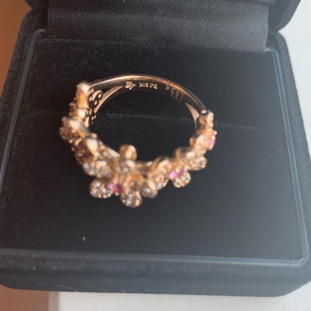 PonteVecchio(ポンテヴェキオ)のダイヤモンド リング k18  レディースのアクセサリー(リング(指輪))の商品写真