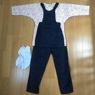 祭り衣装セット 女の子 135