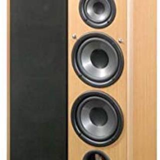 ケンウッド(KENWOOD)のKENWOOD LS-V530-W 新品未開封品(スピーカー)