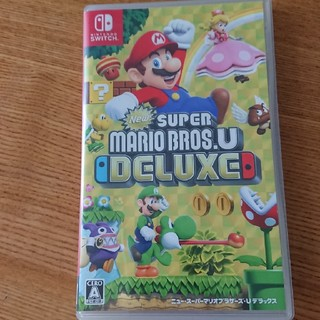 Nintendo Switch - Newスーパーマリオブラザーズ U デラックス