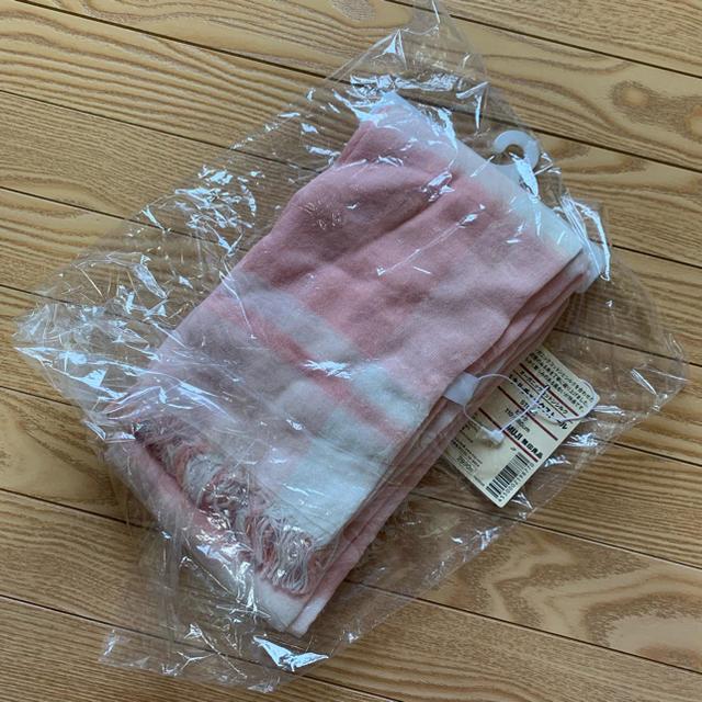 MUJI (無印良品)(ムジルシリョウヒン)の無印 ストール レディースのファッション小物(ストール/パシュミナ)の商品写真