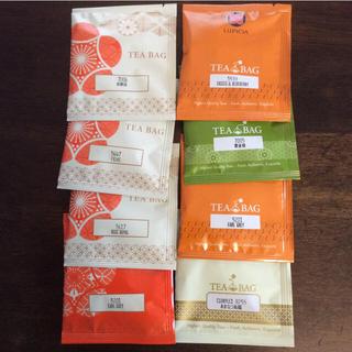 ルピシア(LUPICIA)のルピシア紅茶 8点セット 値下げしました(茶)