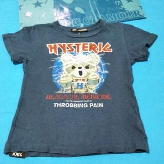 JOEY HYSTERIC - ジョーイヒステリック かっこいいベアTシャツ