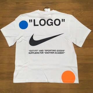 OFF-WHITE - オフホワイト ナイキ ラボ Tシャツ Football Collection