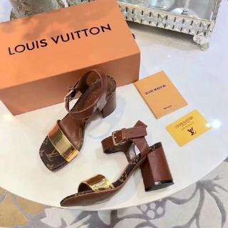 LOUIS VUITTON - LV    サンダル